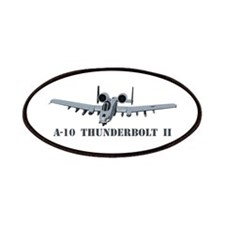 A-10 Thunderbolt II Patches