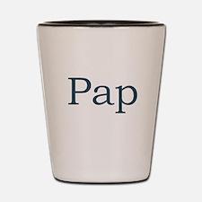 Pap Shot Glass