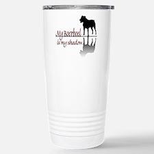 My Boerboel is My Shadow Travel Mug