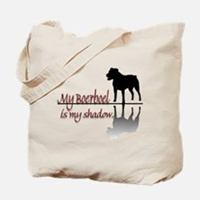 My Boerboel is My Shadow Tote Bag