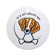 Beagle IAAM Ornament (Round)