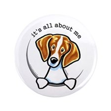 "Beagle IAAM 3.5"" Button"