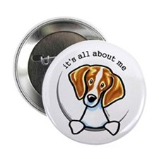 "Beagle IAAM 2.25"" Button"