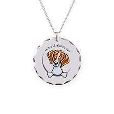 Beagle IAAM Necklace