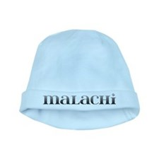 Malachi Carved Metal baby hat