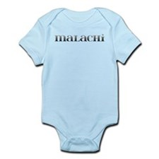 Malachi Carved Metal Infant Bodysuit