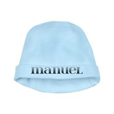 Manuel Carved Metal baby hat