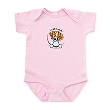 Beagle IAAM Infant Bodysuit