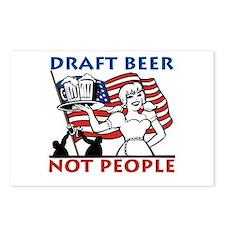 Draft Beer Postcards (Package of 8)