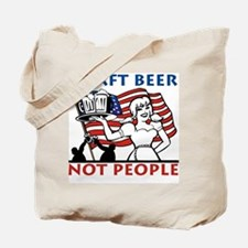Draft Beer Tote Bag