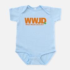 WWJackDo Infant Bodysuit