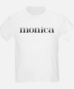 Monica Carved Metal T-Shirt