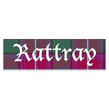Tartan - Rattray Bumper Sticker