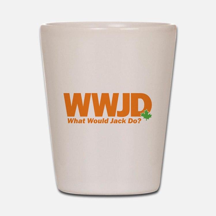 WWJackDo Shot Glass