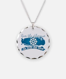 Dharma Go With the Flow Necklace