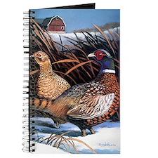 Winter Chill Custom Journal