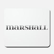 Marshall Carved Metal Mousepad