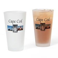 Cape Cod Americasbesthistory.com Drinking Glass