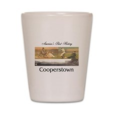 ABH Cooperstown Shot Glass
