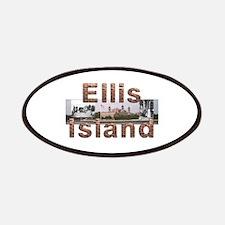 ABH Ellis Island Patch