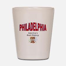 ABH Philadelphia Liberty Shot Glass