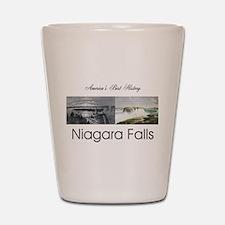 ABH Niagara Falls Shot Glass
