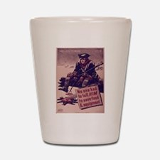 ABH Valley Forge Shot Glass
