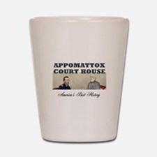 ABH Appomattox Shot Glass