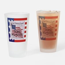 ABH Fort McHenry Drinking Glass