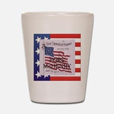 ABH Fort McHenry Shot Glass