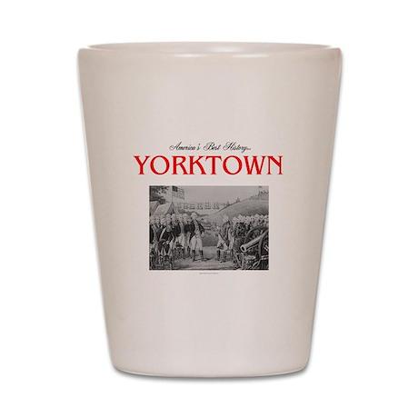 ABH Yorktown Shot Glass
