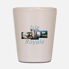 ABH Isle Royale Shot Glass