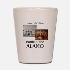 ABH Alamo Shot Glass