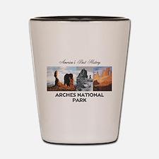 ABH Arches Shot Glass