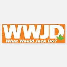 WWJackDo Bumper Bumper Sticker