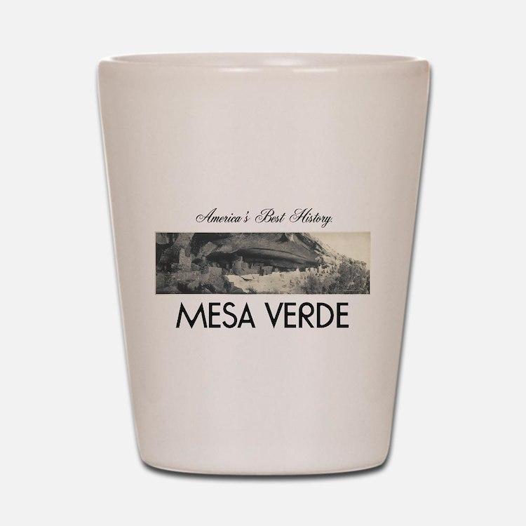 ABH Mesa Verde Shot Glass