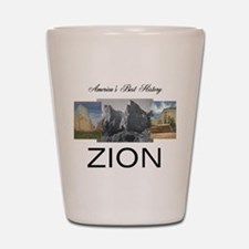 ABH Zion Shot Glass