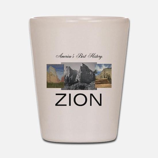 ABH Zion Shot Glass