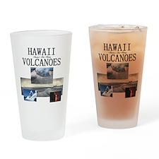 ABH Hawaii Volcanoes Drinking Glass