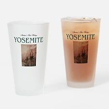 Yosemite Americasbesthistory.com Drinking Glass