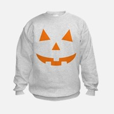 Jack O Lantern Belly Sweatshirt
