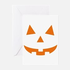 Jack O Lantern Greeting Cards (Pk of 10)