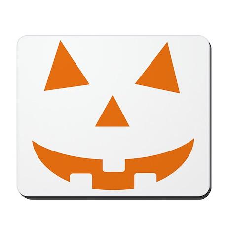 Jack O Lantern Mousepad