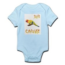 Sun Conure Infant Creeper