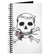 Skull - Love Bites Journal