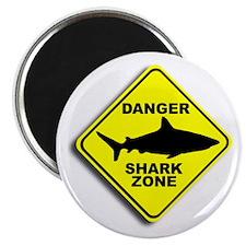 SHARK ZONE Magnet