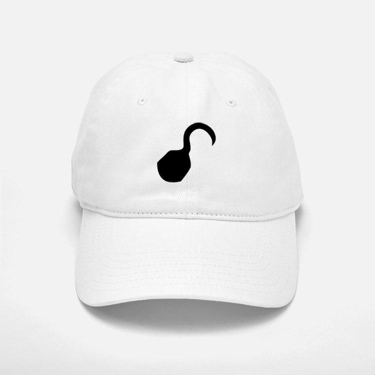 Pirate hook Baseball Baseball Cap