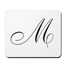 M's Mousepad