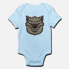 The Werewolf (Gray) Infant Bodysuit