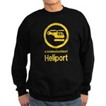 Heliport - Thai Sign Sweatshirt (dark)